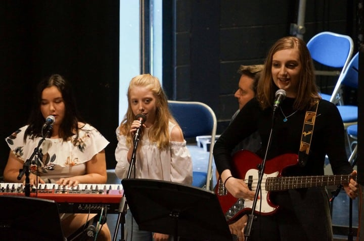 Kent Music Summer School 2019: Songwriting Course