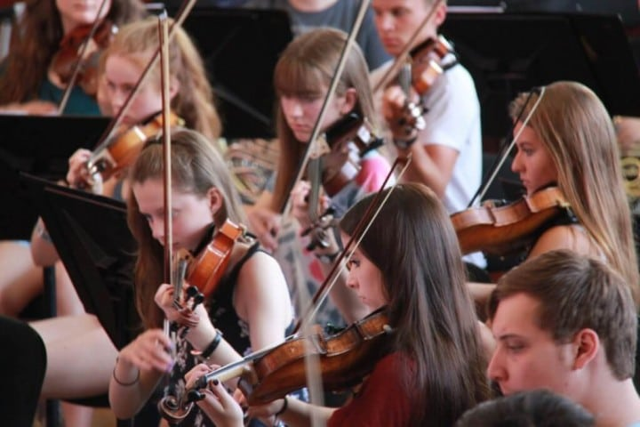Kent County Youth Orchestra Auditions