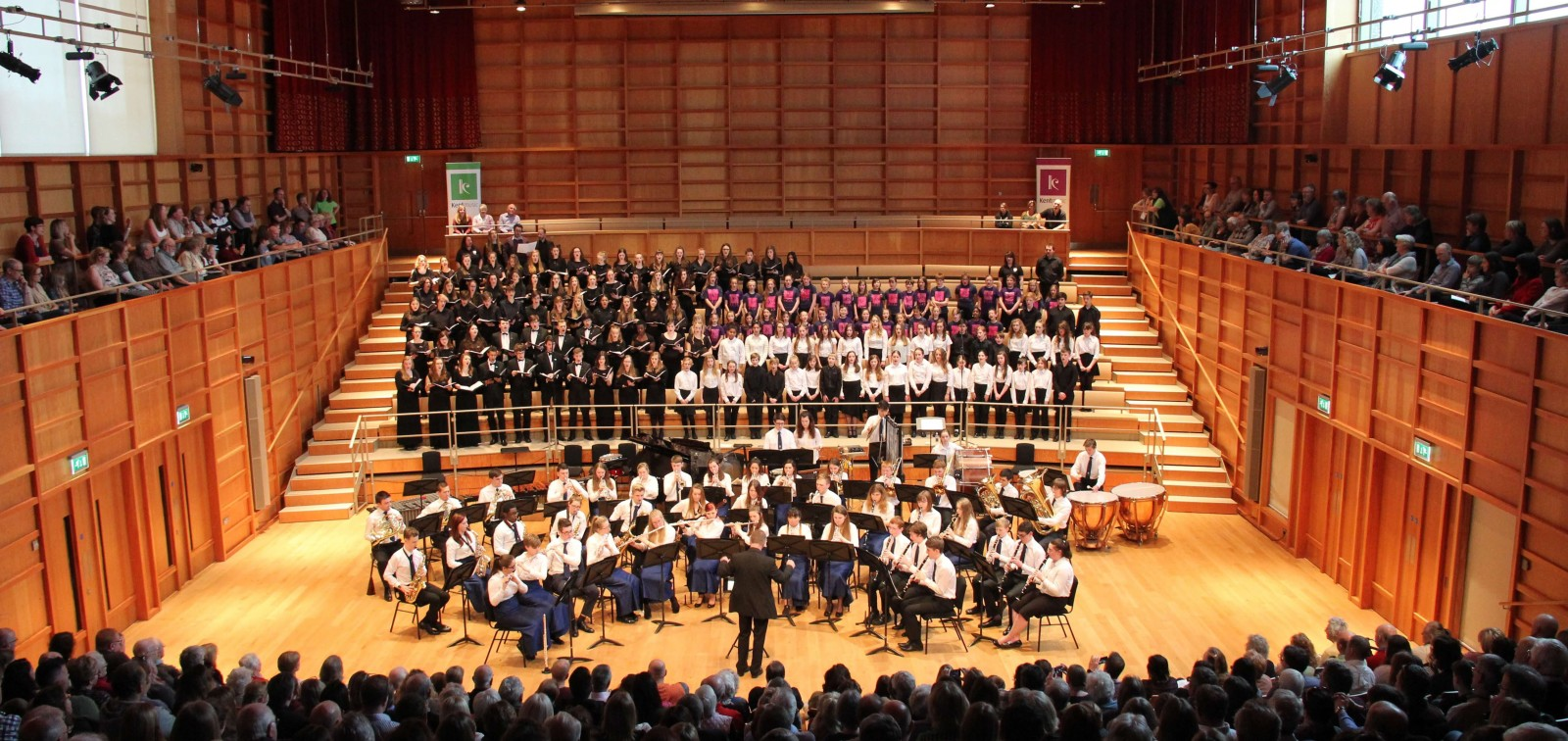 Kent Youth Wind Orchestra Spring Course: Full Band