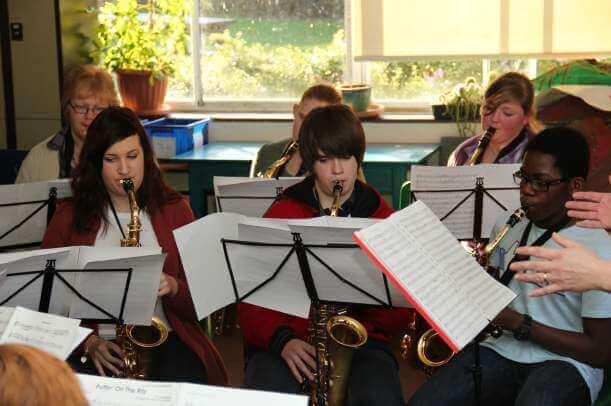 saxophone-ensemble