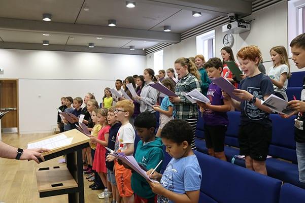 Kent Music Summer School 2020: Summer Singing Course