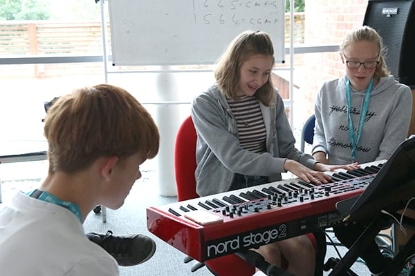 Kent Music Summer School 2020: Songwriting Course