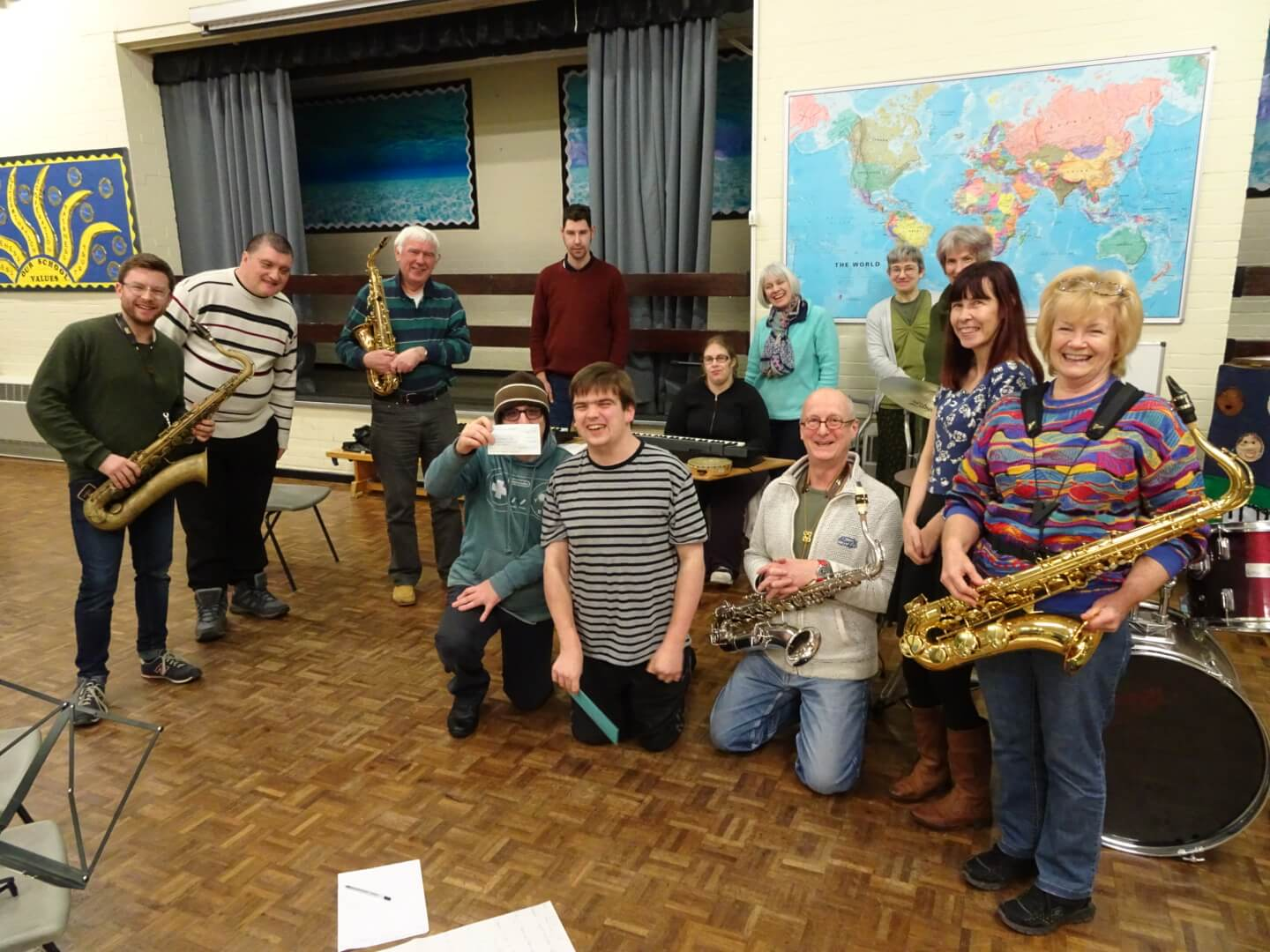 Kent Music Band without Boundaries