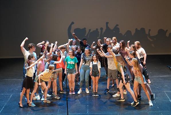 Kent Music Summer School 2020: Musical Theatre Course