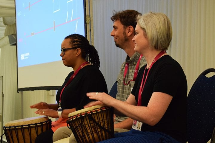 Teaching Music to Young People with Visual Impairment