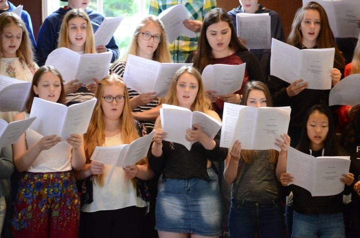 Senior Choirs Spring Course