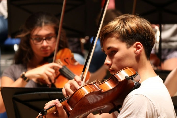 Kent County Youth Orchestra Winter Course