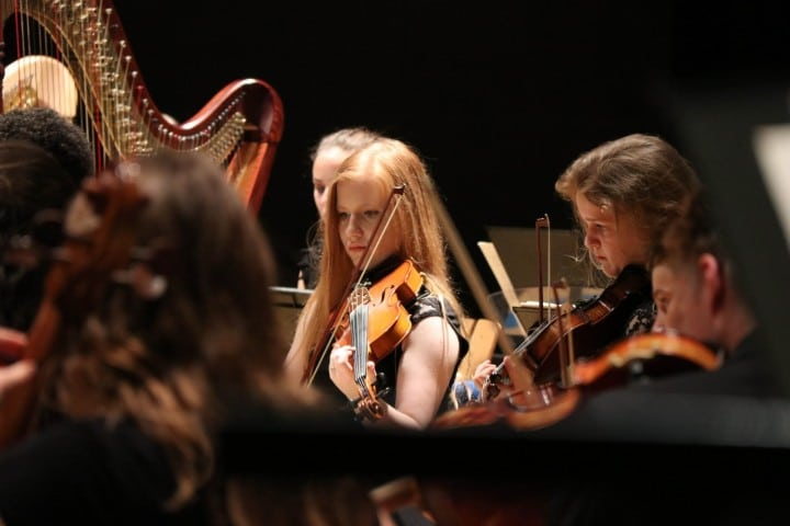 Kent County Youth Orchestra Spring Concert
