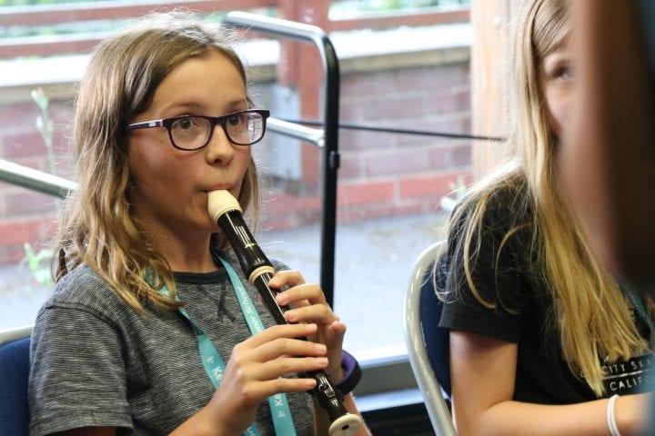 Kent Music Summer School 2020: Recorder Course