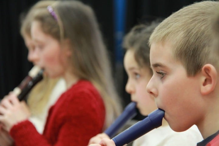 Thameside Schools Music Association (TSMA) Recorder Festival