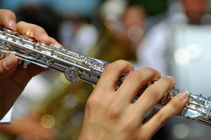 Kent Youth Wind Orchestra: Sectional Rehearsal – Woodwind