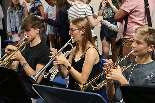 Kent Music Summer School 2019: Jazz Course