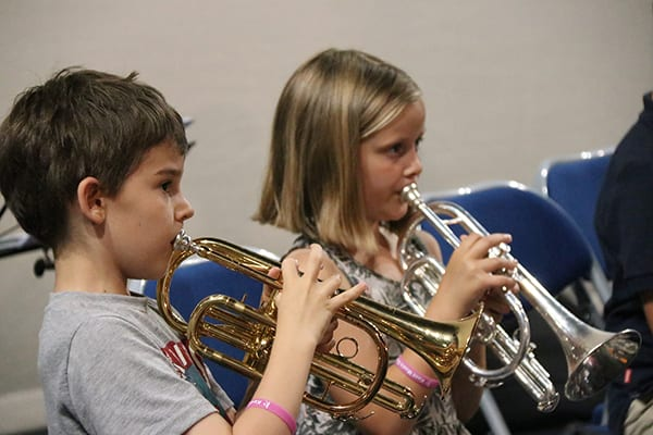 Kent Music Summer School 2019: Music Explorers Course