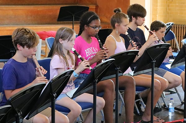 Kent Music Summer School 2019: Recorder Course