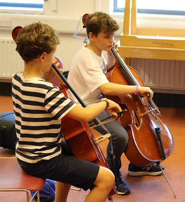 Kent Music Summer School 2019: Summer Strings Course
