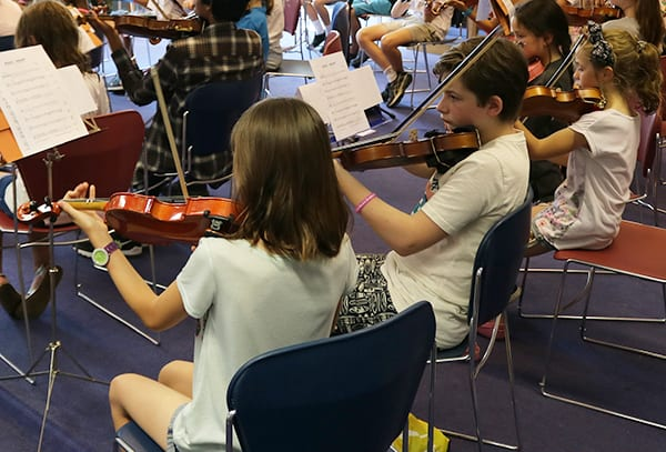 String Open Day for Kent County Youth Orchestra (Free)