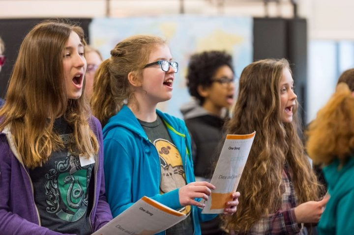 Kent County Junior Choirs Summer Course