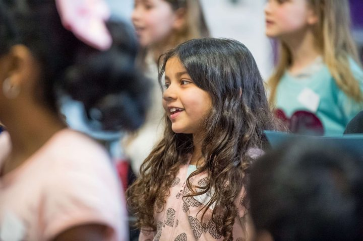 Come and SING! Free Try-out Days for Ages 8-14