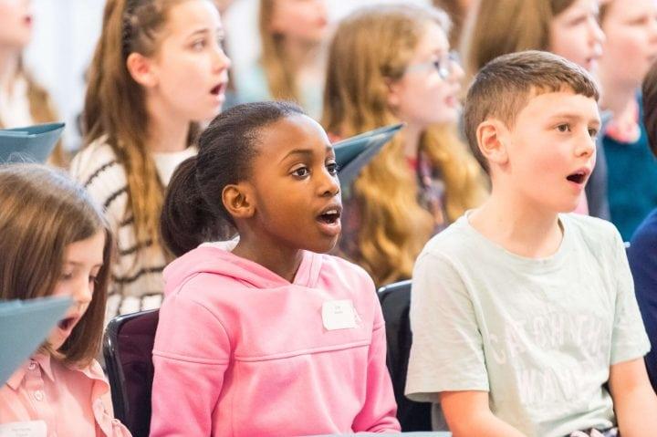 Kent County Junior Choirs Winter Concert 2019