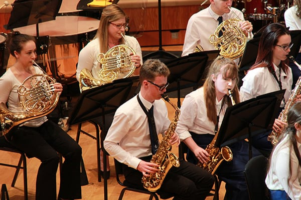 Kent Youth Wind Orchestra Summer Course
