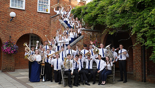 Kent Youth Wind Orchestra and Kent Youth Choir Christmas Concert