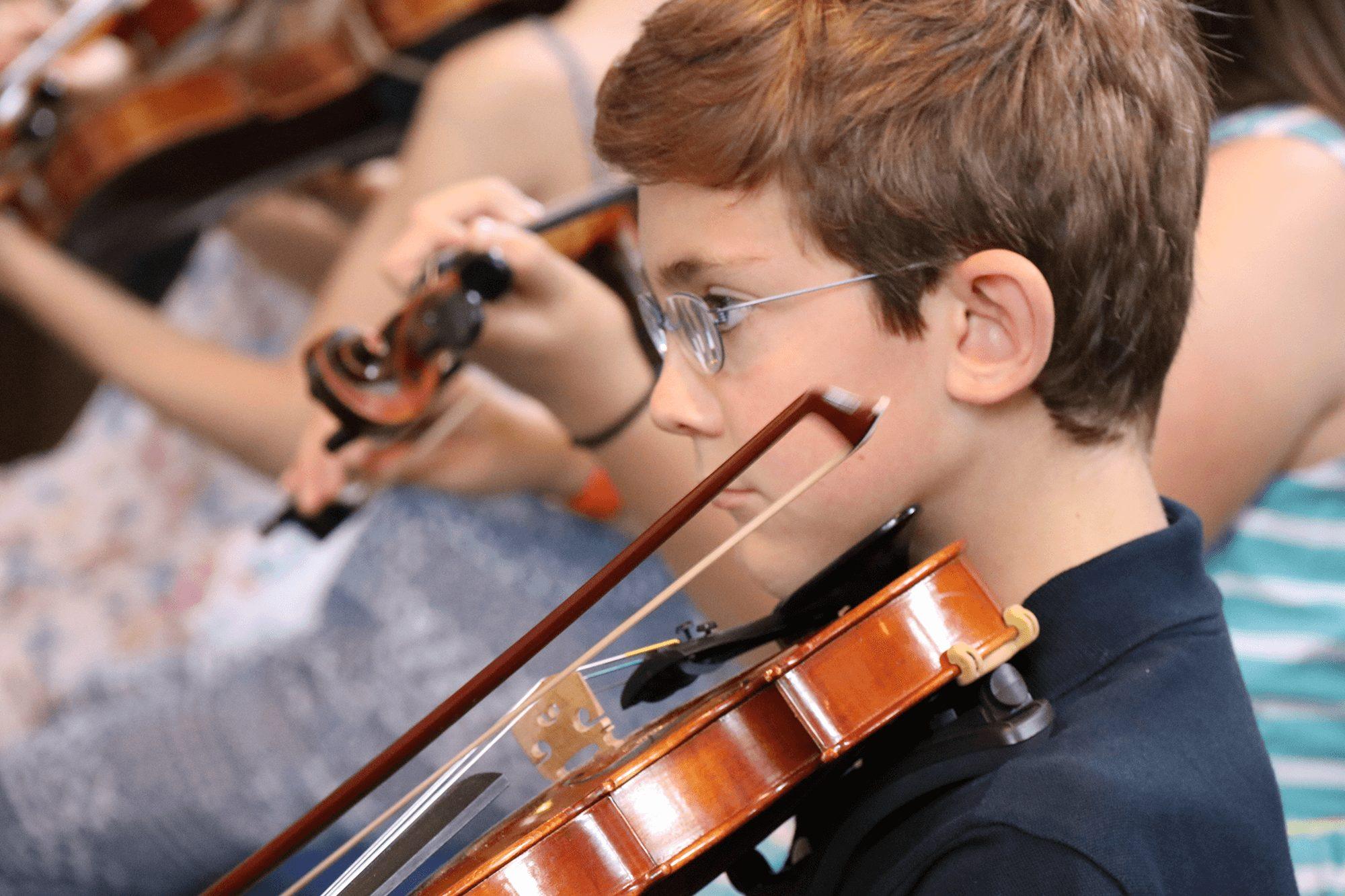 Kent Music Summer School - Junior Strings