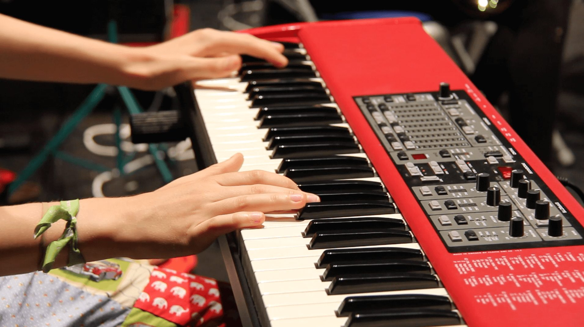 Kent Music Summer School - Songwriting