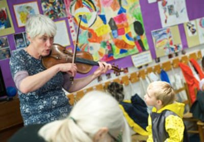 Using Your Instrument in the Early Years: Free CPD Session