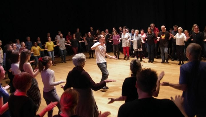 Body Percussion with Ollie Tunmer