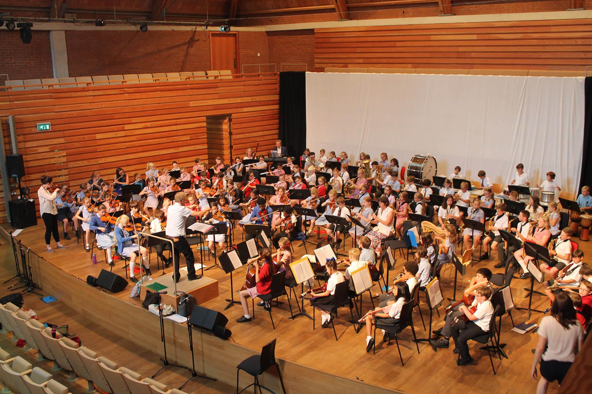 Sevenoaks Orchestra Day
