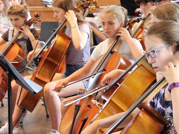 Half Term Music Course – Strings
