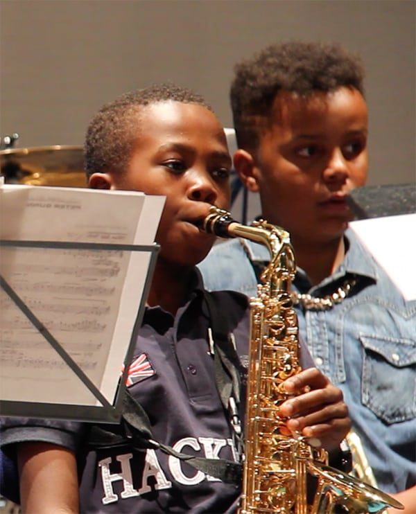 Half Term Music Course – Wind Band