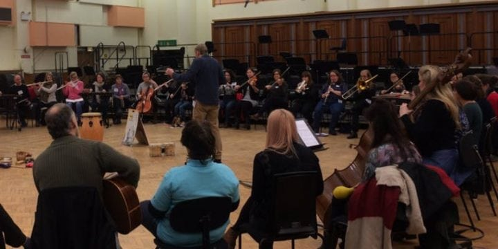 Continuing with MusicPlus: Developing Creative Ensembles