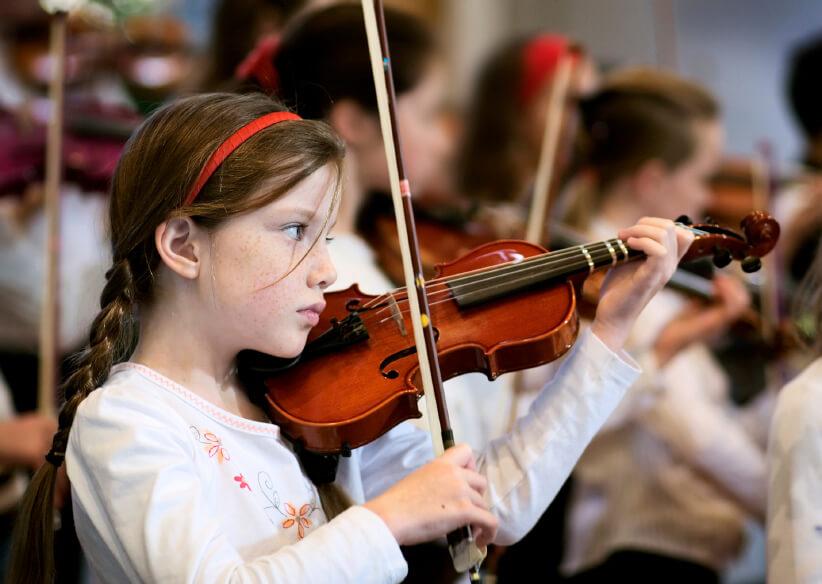 Kent Music Violin Ensemble