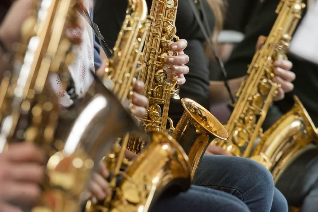 Saxophone Jazz Ensemble